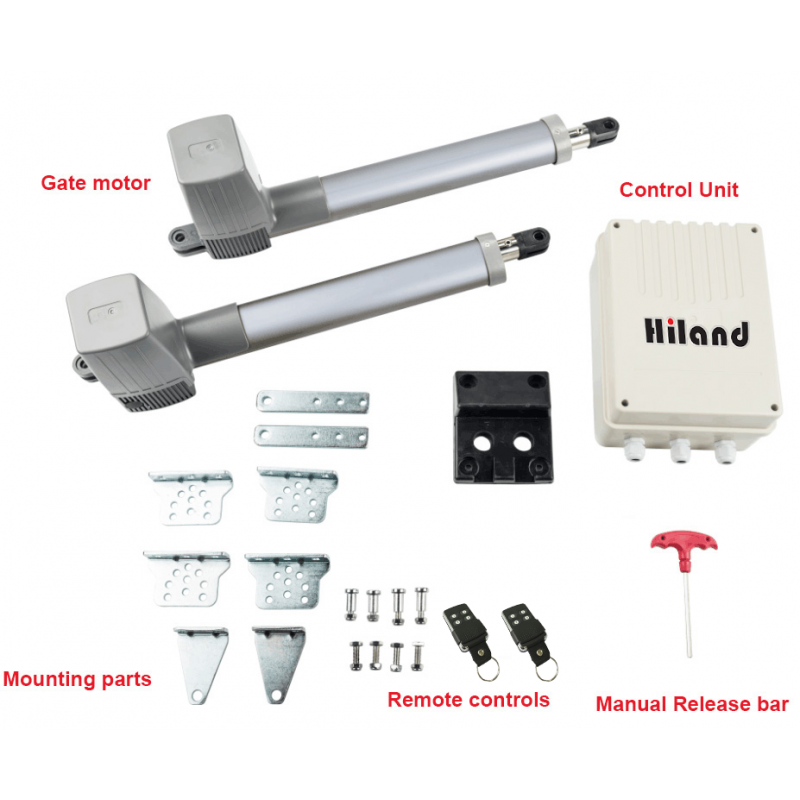 automation swing gate door opener
