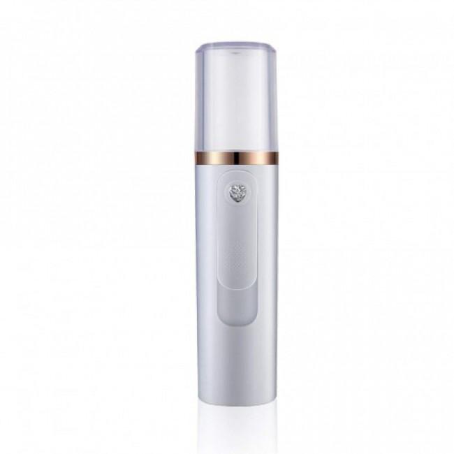 Portable Facial Nano Mist Sprayer Skin Hydrating Atomization Steamer With Power Bank