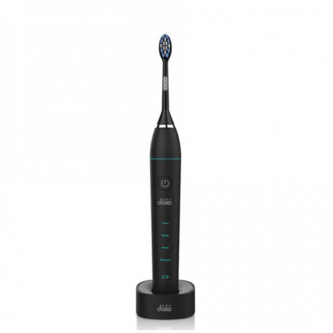 Smart Sonic Electric Toothbrush DuPont Brush Ultrasonic Whitening Teeth
