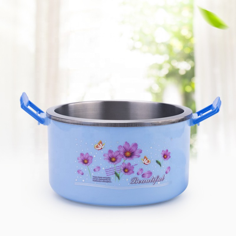 Customized 4 Pcs Set Hot Pot 2845 Food Warmer Thermos Lunch Box Container
