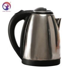 Wholesale Stainless Steel 1.8L Shiny Body Electric Water Kettle