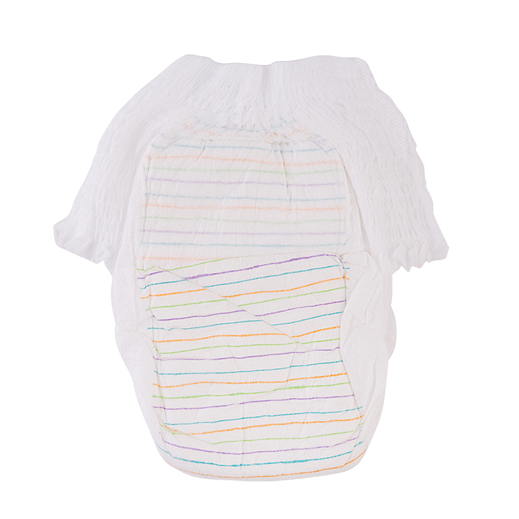 WholesaleSoftBreathableDisposableBGradeBabyDiaperPants-LBPU2024