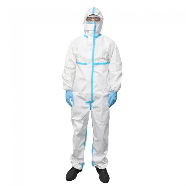 Disposable Medical Personal Protective clothing Equipment Protective Suits