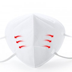 mouth sports mask n95 nonwoven material